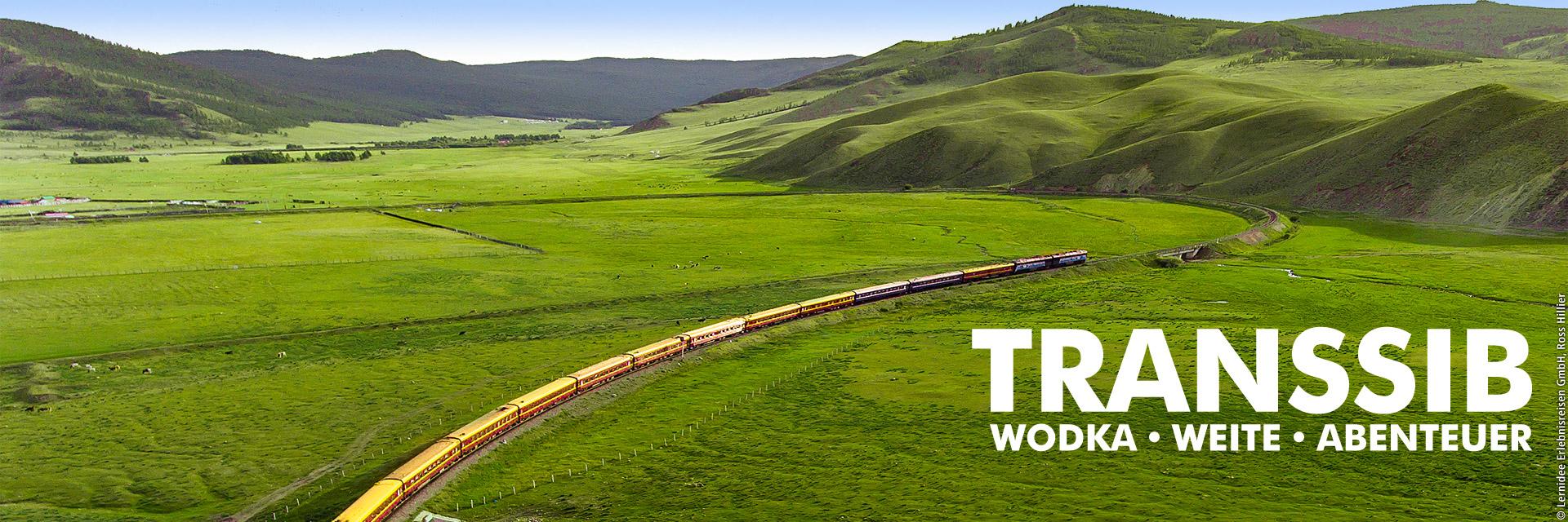 TRANSSIB – Wodka • Weite • Abenteuer