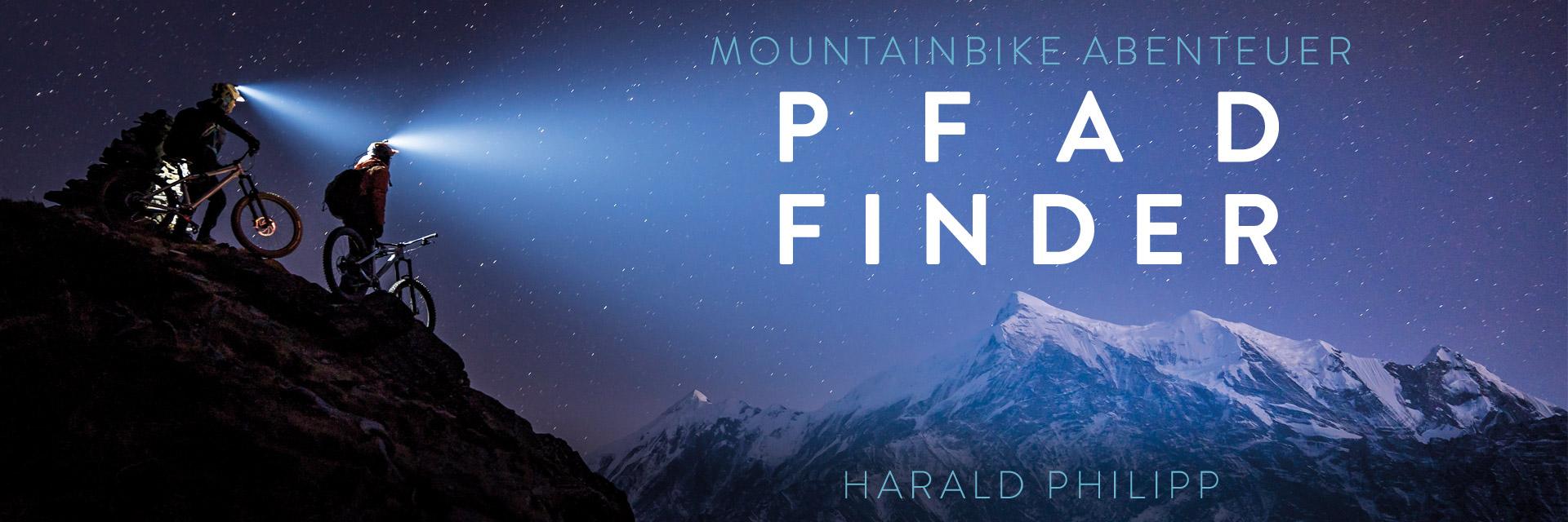 PFAD-FINDER | Mountainbike Abenteuer