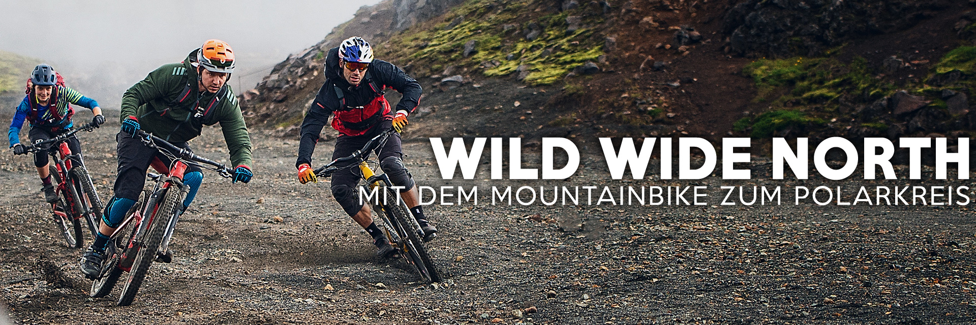 Wild Wide North – Mit dem Fahrrad zum Polarkreis