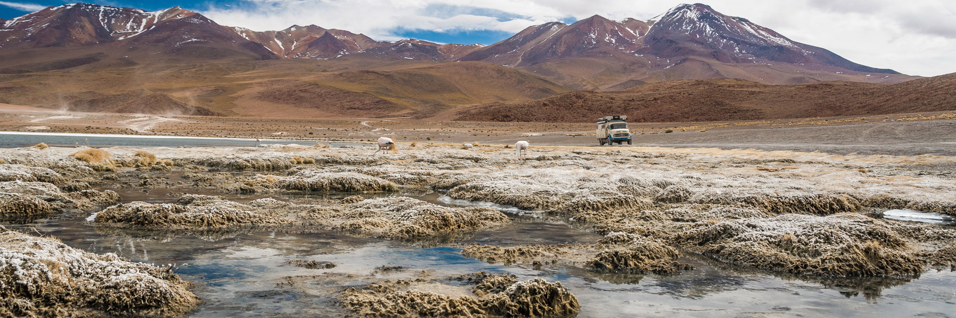 Wildes Südamerika – Im Oldtimer von Kolumbien nach Feuerland