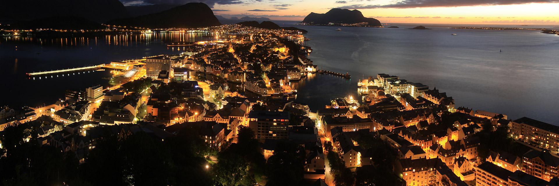 Wildes Norwegen