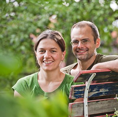 Heiner Tettenborn und Monika Koch