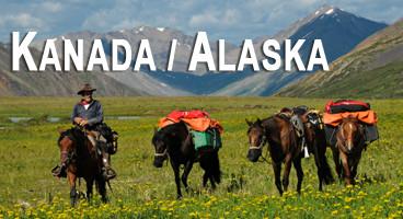 Abenteuerreiter – KANADA / ALASKA