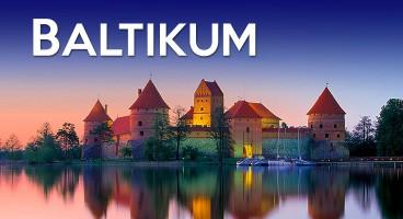 Dirk Bleyer: Baltikum – Litauen, Lettland, Estland, Königsberg