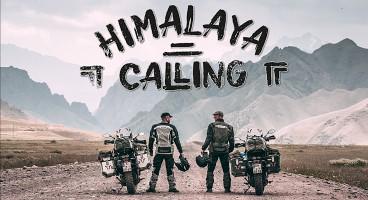 Erik Peters: Himalaya Calling – Auf dem Landweg zu den höchsten Pässen der Welt