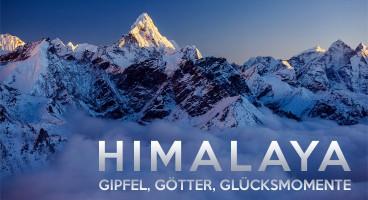 Pascal Violo: Himalaya – Gipfel, Götter, Glücksmomente
