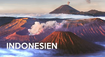 David Lohmüller: Indonesien – Ein Roadtrip quer durchs Inselreich