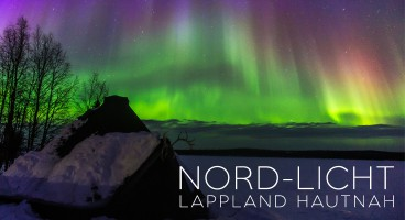 Klaus-Peter Kappest: Nord-Licht – Lappland hautnah