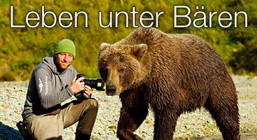 Leben unter Bären
