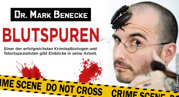 Dr. Mark Benecke: Blutspuren