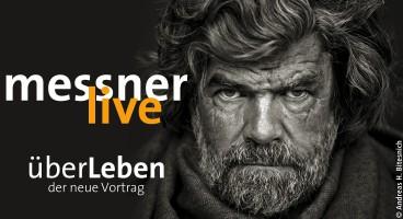 ÜberLeben – der neue Live-Vortrag