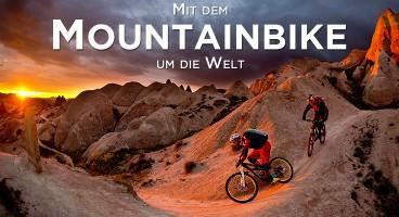 Tobias Woggon: Mit dem Mountainbike um die Welt