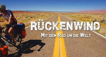 Andreas Hübl: RÜCKENWIND – Mit dem Rad um die Welt