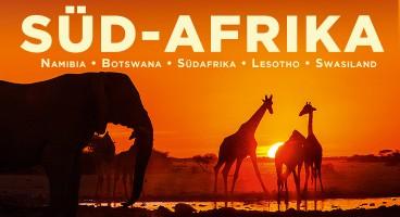 Beppo Niedermeier: Süd-Afrika – Unterwegs im wilden Süden