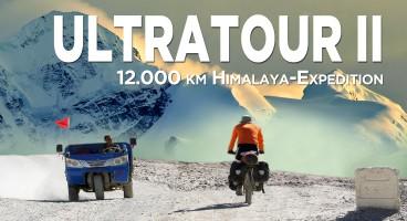 Ultratour II – Mit dem Fahrrad zur Himalaya-Expedition